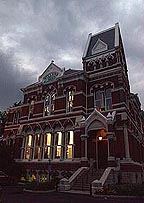 Evensville Willard Library